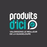 LOGO PRODUITS D'ICI FOND NOIR - CMJN
